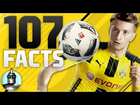 107 FIFA 17 Facts YOU Should Know - EA Sports Facts | The Leaderboard