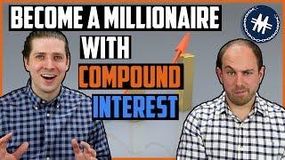 Become a Millionaire – The Secret of Compound Interest