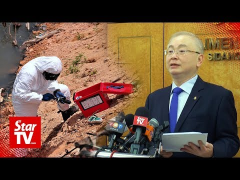 Wee slams govt's slow response to toxic issue