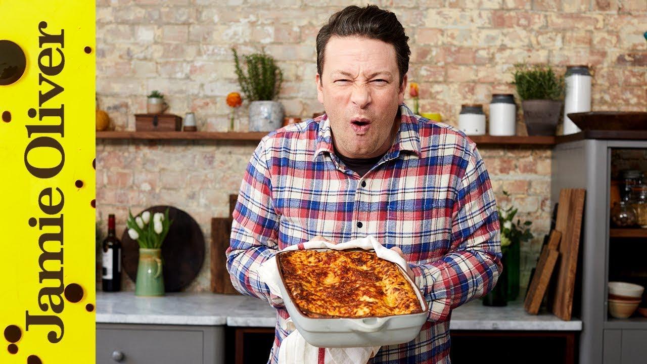 Download How to make Jamie's Lasagne | Jamie Oliver