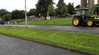 East Lancashire Vintage tractor run Part 1