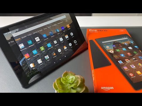 The Best Amazon Tablet Yet? UNBOXING Amazon Fire HD 10 2019/ 2020