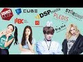 TOP 50 MOST VIEWED KPOP MVS FROM GROUPS/SOLOISTS THAT AREN'T IN THE BIG3
