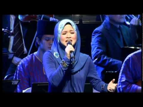 Titip Rindu Buat Ayah - Jamilah & Malaysian Philharmonic Orchestra