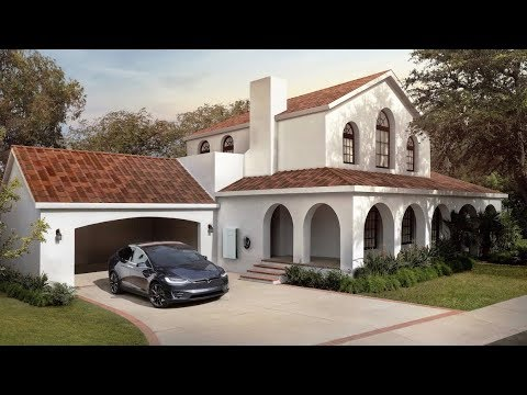 Solar Disruption: Tesla's Solar Roof Is Cheaper Than Expected - Amazing Idea by Elon Musk
