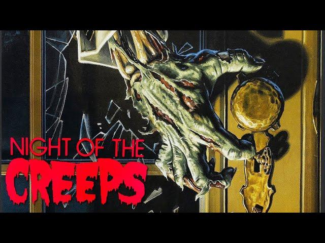 DIE NACHT DER CREEPS - Trailer (1986, Deutsch/German)
