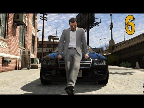 "Grand Theft Auto V Walkthrough - Part 6 ""Lester"" (Let's Play, Playthrough)"