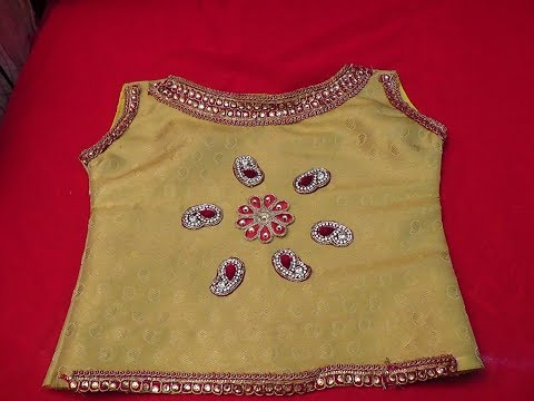LATEST CROP TOP WITH BOAT NECK CUTTING AND STITCHING