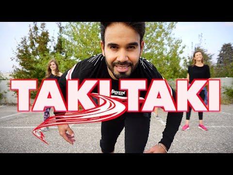 Taki Taki - Dj Snake ft. Selena Gomez, Ozuna & Cardi B by Lessier Herrera Zumba