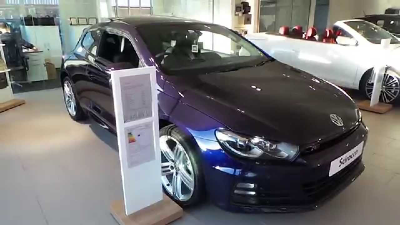 scirocco r line 2 0 tsi 220ps dsg youtube. Black Bedroom Furniture Sets. Home Design Ideas