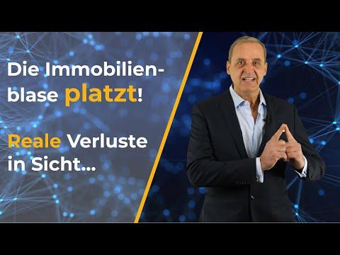 Die Immobilienblase platzt - Reale Verluste in Sicht! | Florian Homm