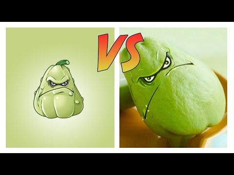 Plants vs Zombies Character In Real Life (2019)