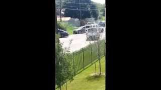 Kidnap attempt in beeville Tx police car chase