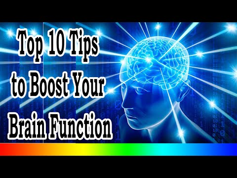 Top 10 Tips to Boost Your Brain Function