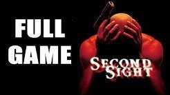 Second Sight【FULL GAME】  Longplay