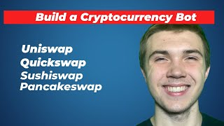 How to build a CRYPTOCURRENCY TRADING BOT w/ ethers.js (Uniswap, Pancakeswap, Quickswap, Sushiswap)
