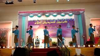 Festival Nasyid Sekolah Peringkat Negeri Johor 2014 - Ar-Rayyan (Kluang)