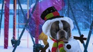 """Unofficial Holiday Tails - """"Frosty"""" thumbnail"""