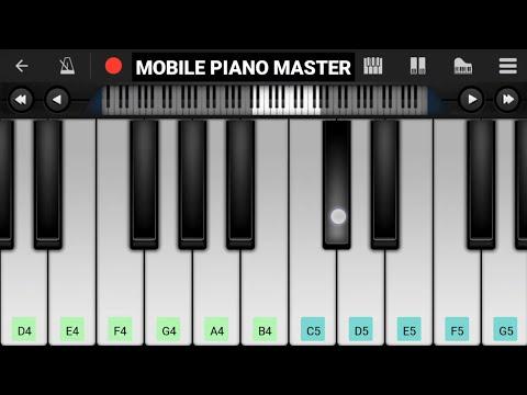 Tere Sang Pyar Main Nahi Todna Piano|Piano Keyboard|Piano Lessons|Piano Music|learn piano Online|old