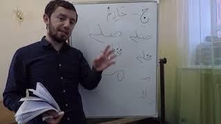 Таджвид. Урок № 11. Виды остановок в середине аятов Корана.