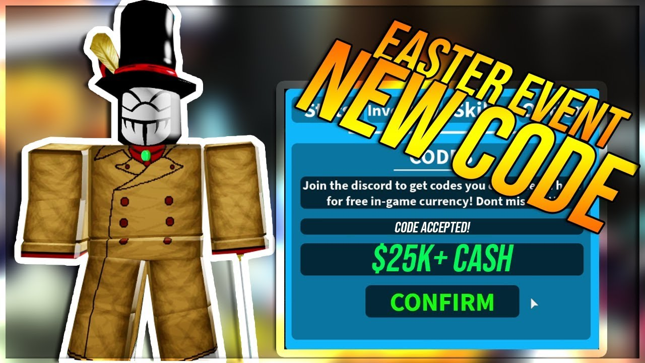New Code Boku No Roblox Remastered Easter Event Youtube