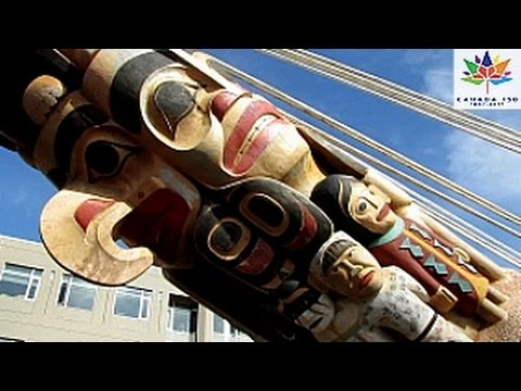Reconciliation Pole Raising Haida Ceremony UBC April 01 Canada 150