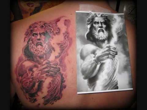 Ancient Greek Tattoos