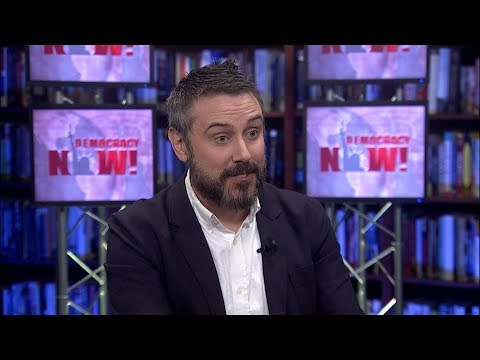 Jeremy Scahill on Trump's Cabinet Shakeup, the Mueller Probe & the Iraq War 15 Years Later