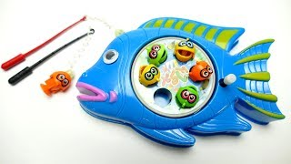 Funny Fishing Game Toy for Kids