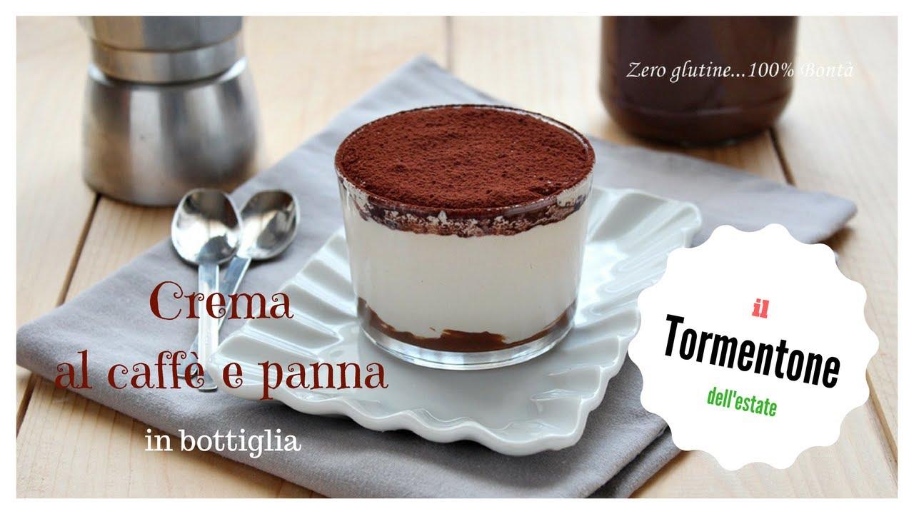 Crema Al Caffè E Panna In Bottiglia Il Tormentone Dellestate 2017