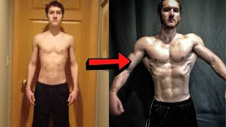 From Skinny to Jacked: How My Little Brother Finally Got Ripped  Top 5 Tips! Don't Make His Mistakes