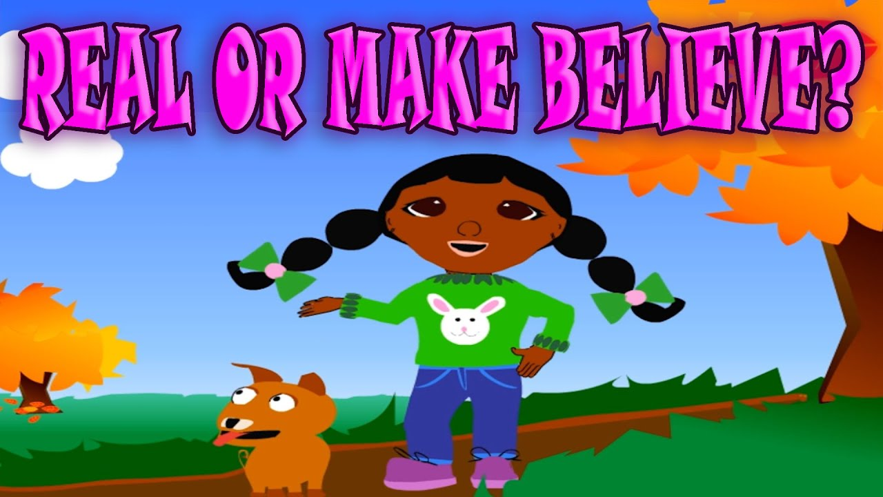 small resolution of Real or Make Believe? Differences Fiction from Non-Fiction