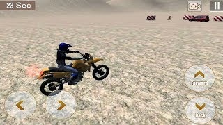 Crazy Biker Simulator 3D|Dirt Bike|(Extreme Madness) Android Game
