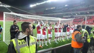 Martinova Děkovačka .. SK Slavia Praha - Příbram 3:0 (1:0)
