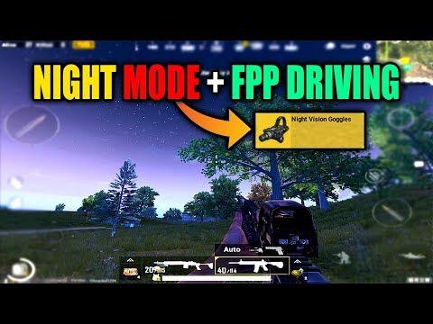 Night Mode is amazing | 0.9.0 Beta Gameplay | PUBG Mobile