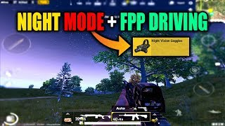 Night Mode is amazing | 0.9.0 Beta Gameplay | PUBG Mobile