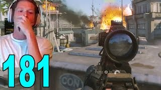 GameBattles LIVE - Part 181 - Round 11 on Riot! (Advanced Warfare Competitive)