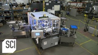Assembly Machines | How It's Made