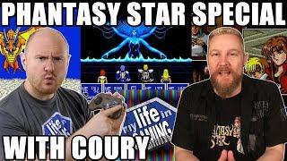 PHANTASY STAR SPECIAL - Happy Console Gamer