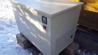 видео Потребление газа в газопоршневых генераторах.