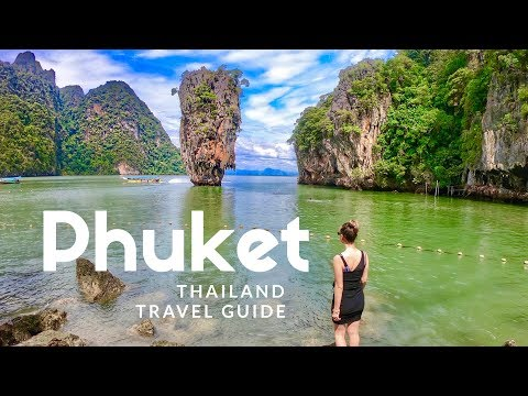 HIGHLIGHTS of Phuket, Thailand. Island hopping boat tour + tips + our stay @ Pullman Acadia Hotel