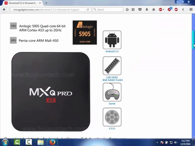 stb firmware video watch HD videos online without registration