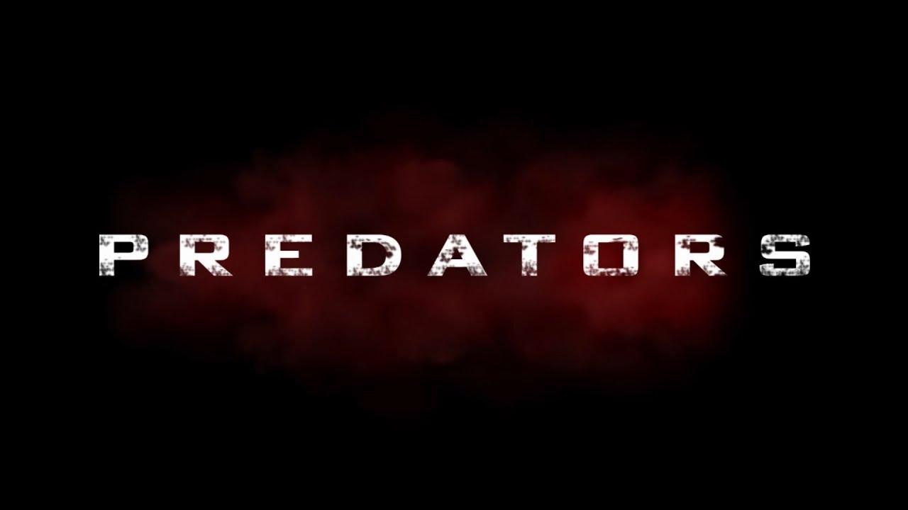 Tutorial Photoshop in romana Predator text intro