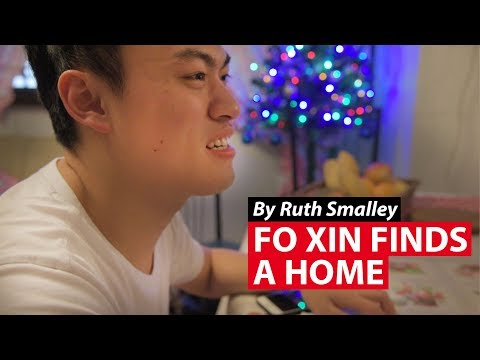 Fo Xin Finds A Home | CNA Insider