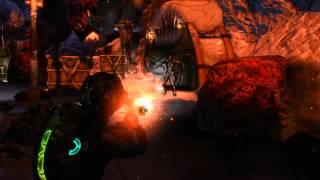 Dead Space 3 - Awakened DLC,  N7 Armor,  SweetFX,  Gameplay (PC HD)