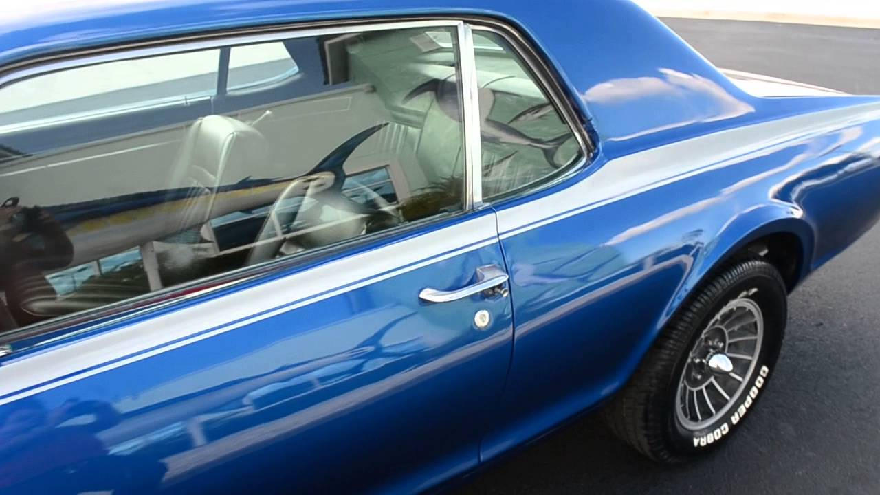 1967 Mercury Cougar Hardtop classic cars for sale at Blue Marlin ...