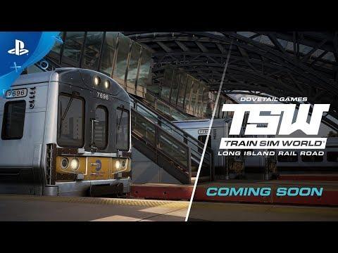 Train Sim World: Long Island Rail Road - Coming Soon | PS4