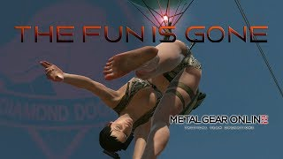 The Fun is Gone - Metal Gear Online - Metal Gear Solid V The Phantom Pain