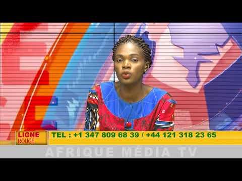 LIGNE ROUGE LIBERIA : DE FOOTBALLEUR A PRESIDENT DU 29 12 2017