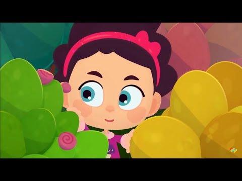 Детские песенки - Кубики: Детективы - Теремок ТВ песенки для детей